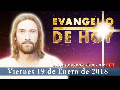 Evangelio de Hoy Viernes 19 de Enero 2018 Así constituyó el grupo de los Doce