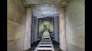 Underground Forest Of Timbers In Abandoned Mine – Part 2