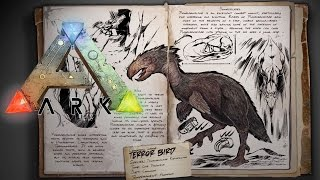 Official Spotlight: Terror Bird - ARK: Survival Evolved