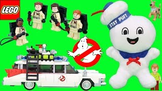 Ghostbusters Adventure with Slimer, The Stay Puft Marshmallow Man & The Scooby-Doo Gang!