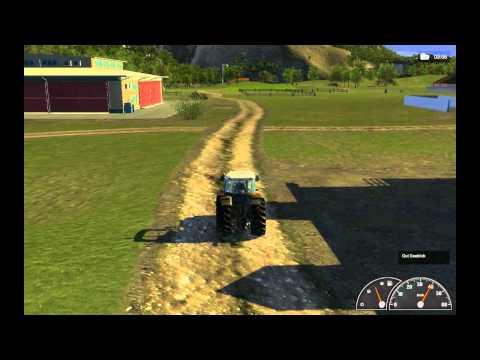Agrar Simulator 2012 So fangt ihr an zu Spielen