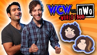 WCW vs NWO: World Tour with Special Guests Thomas Middleditch & Kumail Nanjiani - Guest Grumps