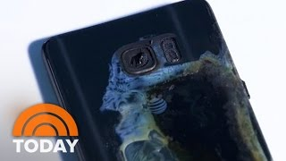 Samsung To Customers: Don't Use ANY Galaxy Note 7 Phones, Even Replacements | TODAY