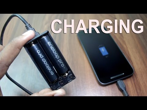 Xxx Mp4 How To Make An Emergency Cell Phone Charger 2 AA Batteries 3gp Sex