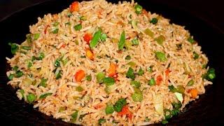 Download चावल तो खाये होंगे पर ऐसे हैल्दी और टेस्टी चावल कभी नही खाये होंगे | Schezwan Fried Rice