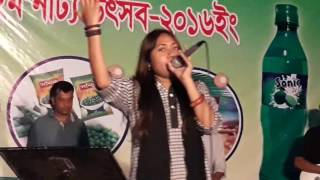 Doyel-lalon song- Live(vobe kau karo noy dukhar dukhi)