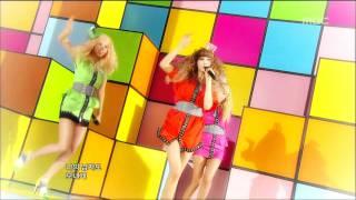 Orange Caramel - Bangkok City, 오렌지 캬라멜 - 방콕 시티, Music Core 20110416