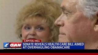 Comparing Senate Health Care Bill With House Bill