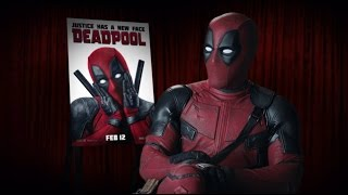 Deadpool on Selling Out to Hollywood and Always Being in Wolverine's Shadow