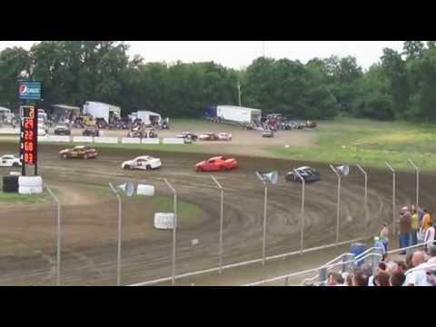 5-31-14 Heat 1  34 Raceway