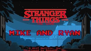 Stranger Things: The Game - Mike & Ryan