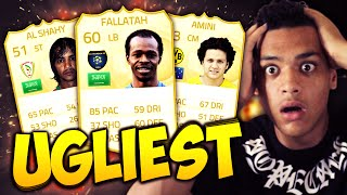 FIFA 15 - THE UGLIEST TEAM!!
