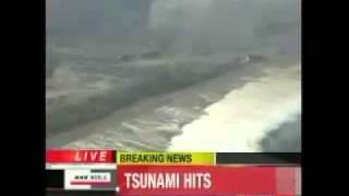 Terremoto en Japn   Tsunami Japan.