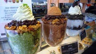 Caffe Bene Bandung Ice Krim Korea