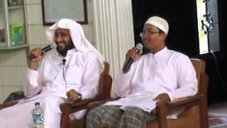 Dauroh Syaikh Muhammad Salim Nu'many Bag 1
