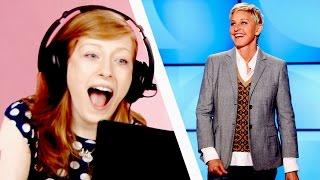 Irish People Watch The Ellen Show