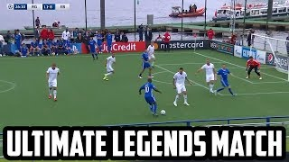 UCL LEGENDS (FULL MATCH)   ft. F2FREESTYLERS, FIGO, SEEDORF, ROBERTO CARLOS & more!