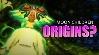 Who are the MOON CHILDREN of Majora