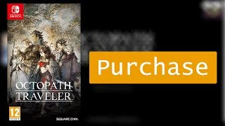 [Ready to play] Purchase OCTOPATH TRAVELER by Pokemoner.com