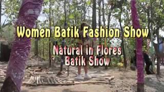 New Batik  style  : women fashion trends 2017/2018