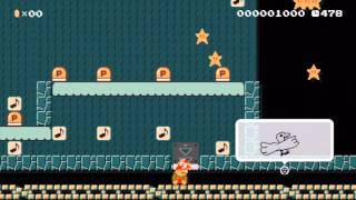 [Super Mario Maker] Duck Tales Moon Theme! ♦ By Sporky