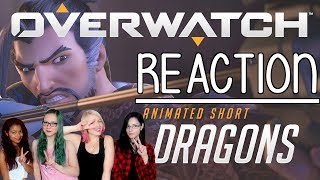 [REACTION] Overwatch Animated Short