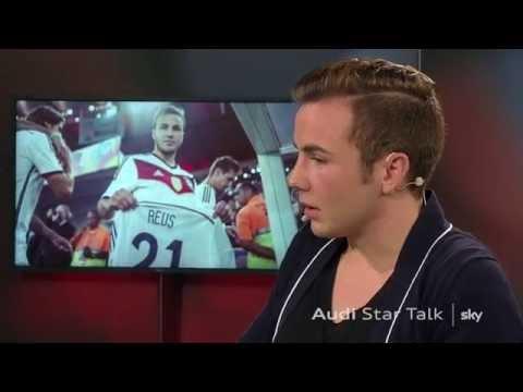 Xxx Mp4 Marco Reus Mario Götze über Die Trikot Story Bei Der WM 3gp Sex