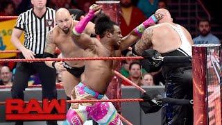 The New Day vs. Luke Gallows & Karl Anderson - Raw Tag Team Championship Match: Raw, Nov. 28, 2016