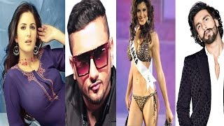Katrina Kaif Ranbir Singh Jacqueline Fernandez and Yo Yo Honey Singh ready to Perform on IPL 2016