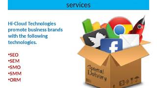 Hi Cloud Technologies - Promo Video