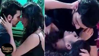 Naagin | Ritik & Shivanya CONSUMMATE their marriage - HOT ROMANCE SCENE | 30th April 2016 EPISODE