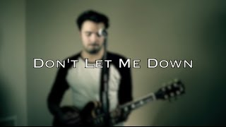 The Beatles - Don't Let Me Down Cover by Tom Butwin (39/52)