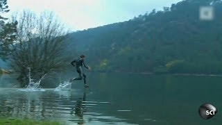 Running on Water | Outrageous Acts of Science