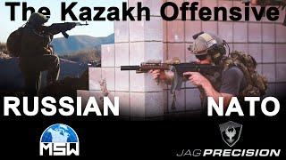 The Kazakh Offensive  Milsim West - JAG Precision