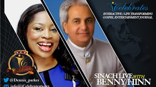 """Benny Hinn to Sinach: """"You have a Heavenly Anointing"""""""