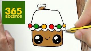 Dibujo de navidad videos