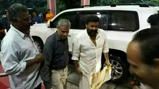 Odiyan Mohanlal Location video from Coimbatore