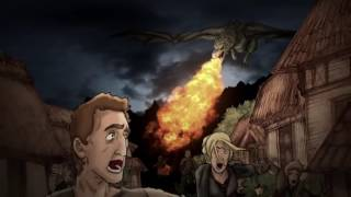 The Dance of Dragons by Shireen, Viserys & Others