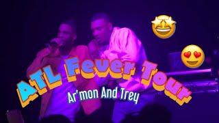 Ar'mon & Trey Fever Tour| Atl full concert
