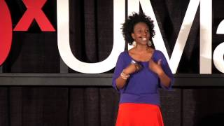 The Cipher, the Circle & its Wisdom: Toni Blackman at TEDxUMassAmherst