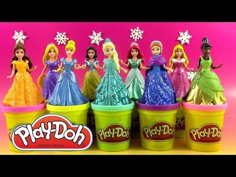 Xxx Mp4 9 Disney Princesses Magiclip Pâte à Modeler Play Doh ♥ Doh Vinci 3gp Sex