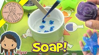 The Science Of Soap Blip Toys Kit - Make Your Own Soap