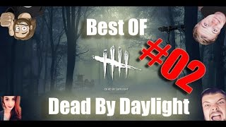 DEAD BY DAYLIGHT - Best Of #02 [Gronkh, Pandorya, Tobi, Curry]