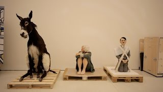 Maurizio Cattelan: Be Right Back - Official trailer