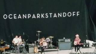 Ocean Park Standoff n SilversSun Pickups open for Third Eye Blind