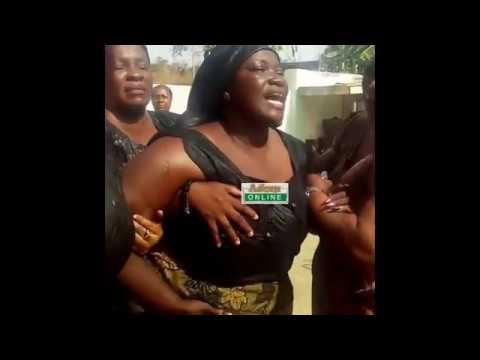 Xxx Mp4 Ebony 39 S Mum Reaction Towards Her Daughter's Death 3gp Sex
