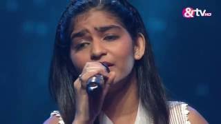 Priyanshi Srivastava - Noor-e-khuda - Liveshows - Episode 20 - The Voice India Kids