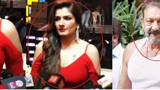 ▶▶Hot News!!Ranjina Tandon attracted to Sanjay Dutt !!