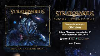 """Stratovarius """"Oblivion"""" NEW SONG - Album """"Enigma: Intermission 2"""" OUT September 28th"""