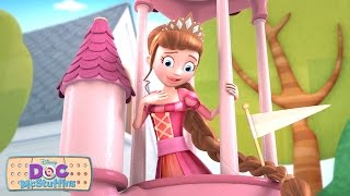 Princesses Can Do Anything! | Doc McStuffins | Disney Junior